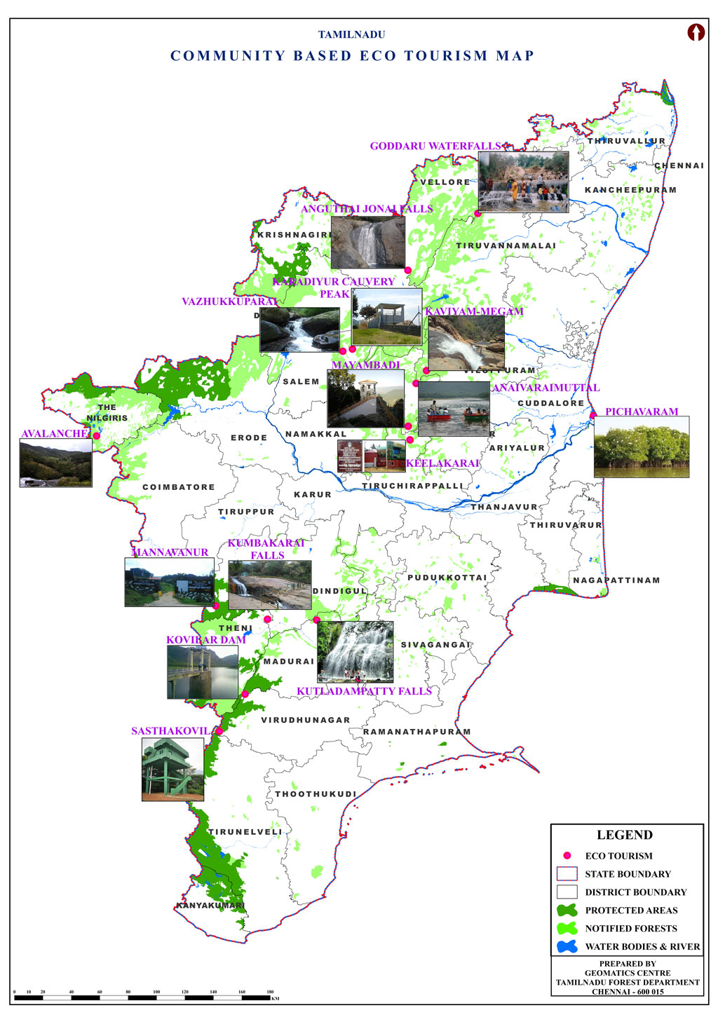 TNFOREST :: Tamil Nadu Forest Department
